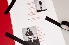 YMC Lookbook by USEFUL , via Behance