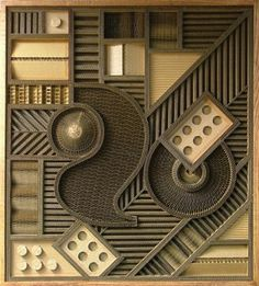 Mark Langan ~ Mid States Packaging 052 (corrugated cardboard)