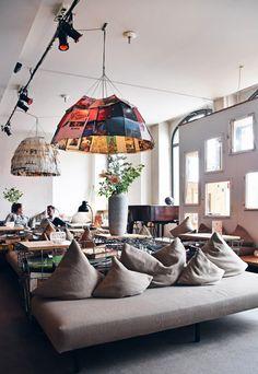 Michelberger Hotel | Berlin restaurants & cafés | These Four Walls blog