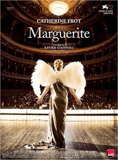 """""""Marguerite"""", un drame de Xavier Giannoli avec Catherine Frot, André Marcon, Michel Fau, Christa Théret... (09/2015) ♥♥♥♥"""
