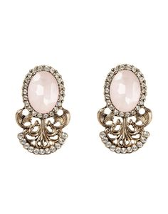 Oversize Stud Earrings Gemstone Rings, Pearl Earrings, Gemstones, Pearls, Clothes, Jewelry, Women, Fashion, Tall Clothing