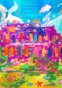【位置情報仮】#0449-1 #シタデル、#サン・スーシ宮、#ラミエの国立歴史公園 #ハイチ共和国 #National-History-Park – #Citadel, #Sans-Souci, #Ramiers_ #Haiti_ HT_ Central America_ Cultural_ Département du Nord_ (iv)(vi)_ N19 34 24.996 W72 14 39.012_ 1982_ Ref:180