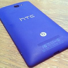 All eyes on the new HTC Windows Phone 8X
