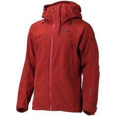 Marmot Freerider Jacket (13.935 RUB) ❤ liked on Polyvore featuring men's fashion, men's clothing, men's activewear, men's activewear jackets and mens activewear