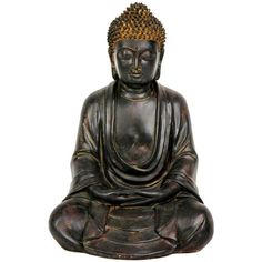 Found it at Wayfair - Japanese Sitting Buddha Figurine on sale $27.00 http://www.wayfair.com/daily-sales/p/Gifts-for-the-Gardener-Japanese-Sitting-Buddha-Figurine~OFN2563~E14406.html?refid=SBP.rBAjD1RsGhceeDZgOFPyArtvlMKBF02PhpMmxWV1dUc