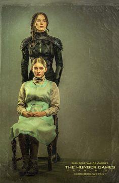 The Hunger Games: Mockingjay, Part 2 - Festival de Cannes Commemorative Print