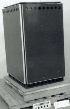 First Canadian all-electric telephone switching system could transfer up to 80 phone lines #blackbox #FromSciTechMuseum