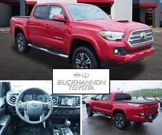 Step up your garage game. #Tacoma