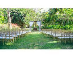 Garden Wedding @ Mullins Mill, Barbados