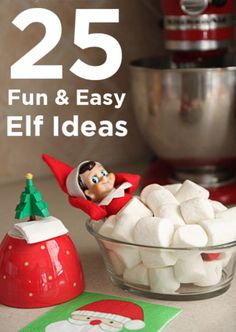 Always looking for fun creative ways to pose our #elfontheshelf #Christmas #kids