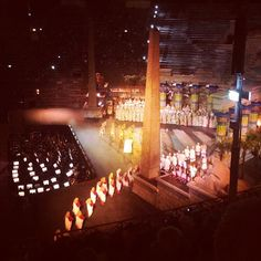 #Aida via Instagram photo by @alessandro_dalbon
