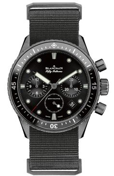 The Bathyscaphe Flyback Chronograph Diver's Watch | Products to pack for OPAL Collection vacations