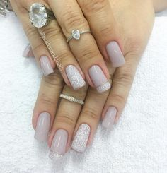 "1,435 curtidas, 17 comentários - Paula Camilo (@paulacamilonails) no Instagram: ""Francesa Collor 💅🏻💕👌🏻!!!! ... #paulacamilonails #fibradevidro #nailart #lovenails #nails #beauty…"" Nail Trends, Manicures, Nails, Nail Designs, Projects To Try, Nail Art, Stay Tuned, Instagram Posts, Beauty"