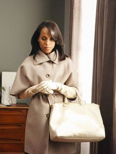 Olivia Pope (Kerry Washington) dans Scandal