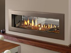 25 best see through fireplace images fireplace design fire places rh pinterest com
