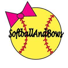 Softball And Bows