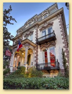 "Best B&B thus far in my travels: The Hamilton-Turner Inn in Savannah. My fiance and I stayed here for a long weekend this past summer. I found it after reading ""The Book""."