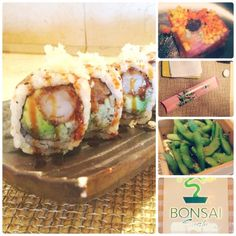 Carnival Breeze bonsai sushi #sponsored