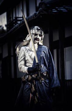 [SHIE] るろうに剣心 -明治剣客浪漫譚-: 志々雄真実 (実写版) - コスプレCure