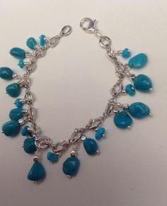 Bracelet Beauty  bracelet Sleeping Beauty by ScarletMareStudio, $60.00