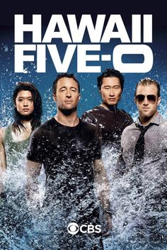 Hawaii Five-O. Love watching this show and seeing places we've visited!