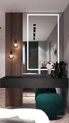 Home Interior Design .Home Interior Design Bedroom Closet Design, Modern Bedroom Design, Master Bedroom Design, Modern Interior Design, Bedroom Decor, Modern Decor, Modern Interiors, Bedroom Interiors, Bedroom Lighting