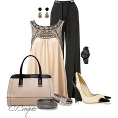 Classy with J. Choo by ccroquer on Polyvore