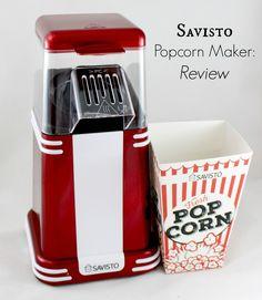 Savisto Pop Corn Maker