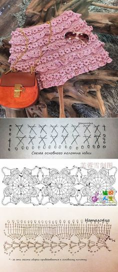 Fabulous Crochet a Little Black Crochet Dress Ideas. Georgeous Crochet a Little Black Crochet Dress Ideas. Crochet Skirt Pattern, Crochet Skirts, Crochet Clothes, Crochet Patterns, Vanessa Montoro, Crochet Art, Crochet Stitches, Crochet Hat For Women, Black Crochet Dress