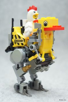 """CHICKEN WALKER"" by nobu_tary: Pimped from Flickr"
