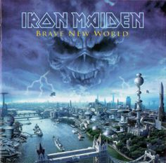 Brave New World è il dodicesimo album in studio del gruppo musicale britannico Iron Maiden, pubblicato il 29 maggio 2000 dalla EMI. L'album ha venduto più di 10 milioni di copie.  Data di uscita: 29 maggio 2000