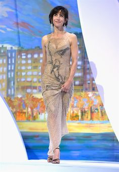 Sophie Marceau |.| Cannes 2015 - VanityFair.it