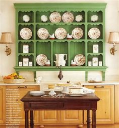 free floating hutch   this photo as inspiration when designing our free floating hutch