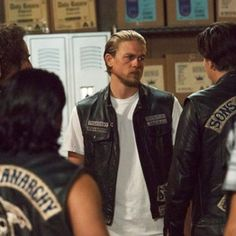 We are so not ready to say goodbye to Sons of Anarchy. We're not even ready to find out whether J...