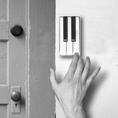 Piano Doorbell