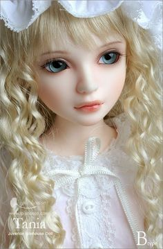 可愛い美しい人形 7
