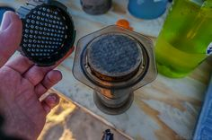 Wish you could make great coffee while camping, road tripping, or travelling? This is the best camping coffee maker I've ever used and what I recommend. Camping Coffee, How To Make Coffee, Great Coffee, Coffee Cups, Cap, Baseball Hat, Coffee Mugs, Coffee Cup