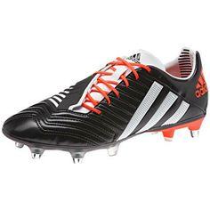 4d32dd329d5 adidas Predator Incurza XTRX SG Rugby Boots Black - Beautiful