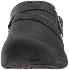 KEEN Womens Presidio II MuleW Hiking Shoe Black Steel Grey 10 M US    c2338c5cf6