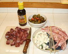 Duck Wraps--by  Frank Rohwer, Scientific Director http://www.deltawaterfowl.org/hunting/recipes/franks-duck-wraps.html