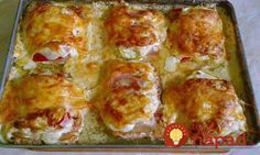 10 single-course recipes that have been clicked on by hundreds of thousands – Chicken Recipes Healthy Chicken Recipes, Meat Recipes, Cooking Recipes, Non Plus Ultra, Good Food, Yummy Food, Czech Recipes, Hungarian Recipes, Recipes For Beginners