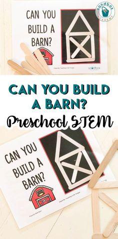 Preschool Farm Theme - Sandbox Academy