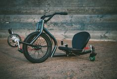 The Leaux Tricycle with a Chain and Rear Steering is Much More Fun
