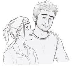 Nate and Elena                                                       …