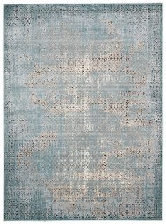 Buy Karma Rug in Blue design by Nourison at best price on BurkeDecor. Find best rugs at the discounted price and free delivery. Contemporary Area Rugs, Modern Rugs, Art Grunge, Karma, Where To Buy Carpet, Cheap Carpet Runners, Tribal Patterns, Blue Carpet, Patterned Carpet