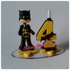 vela Batman 4 anos