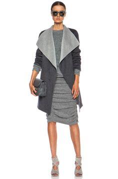 JOSE-WO6 - Lisa Double Face Cashmere Coat
