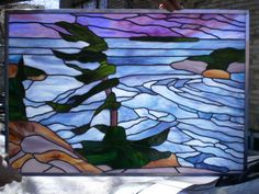 group of seven stained glass - Google Search