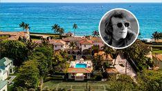 Inside John Lennon's Former Palm Beach Estate John Lennon And Yoko, Beach Properties, Yoko Ono, Residential Real Estate, Real Estate News, Studio City, Wall Street Journal, Celebrity Houses, Spanish Style