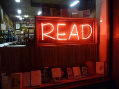 """Elliott Bay Book Company, Seattle, WA -- """"And this is what it all comes down to."""""""
